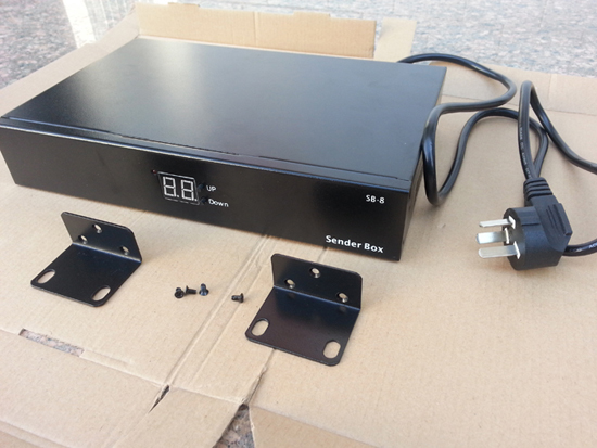 Linsn SB-8 with TS802 installed Linsn Sending Box TS852 for LED Display /…