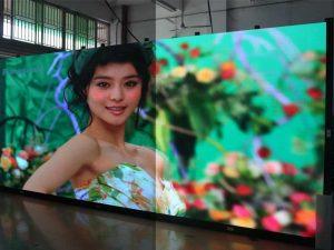 LED display screen dimming