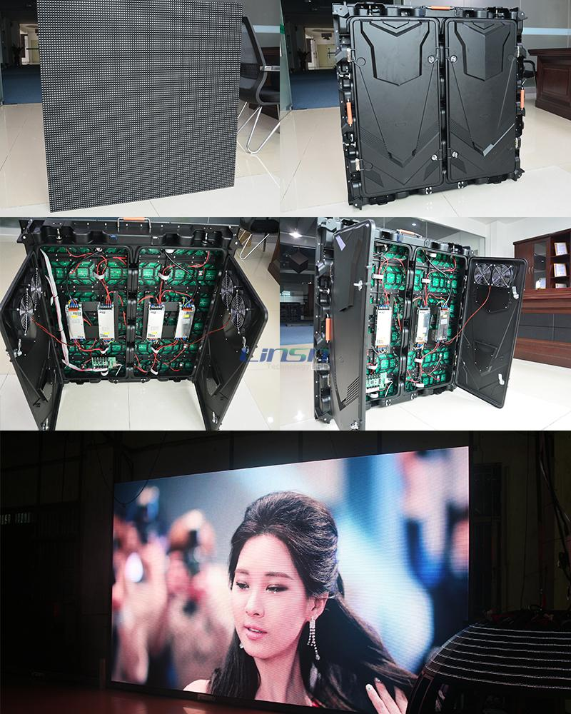 960mmx960mm Standard Size LED video wall