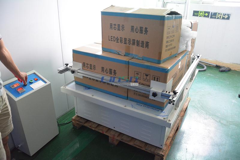 LED Display Module Shockproof Testing