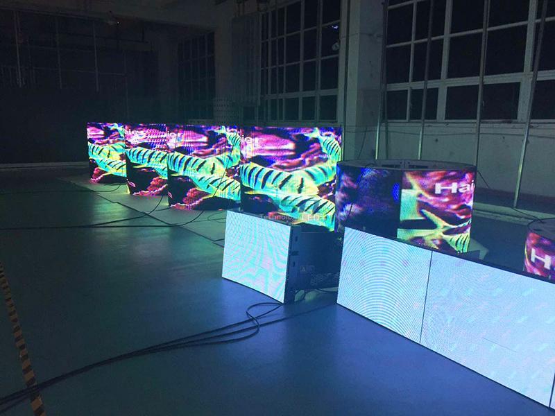 P4 LED display