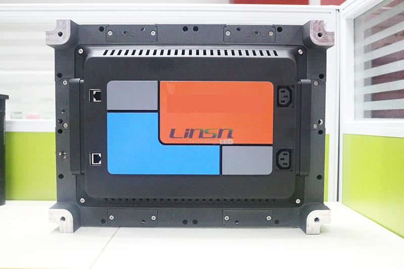 Small Pitch LED screen cabinet