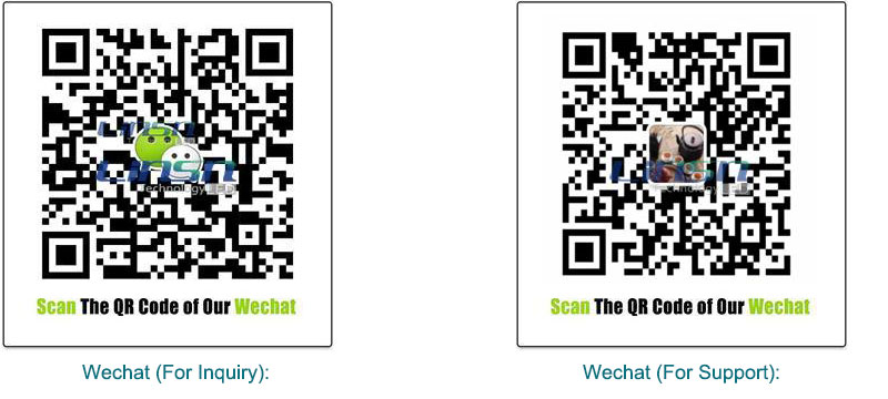 Linsn LED Wechat