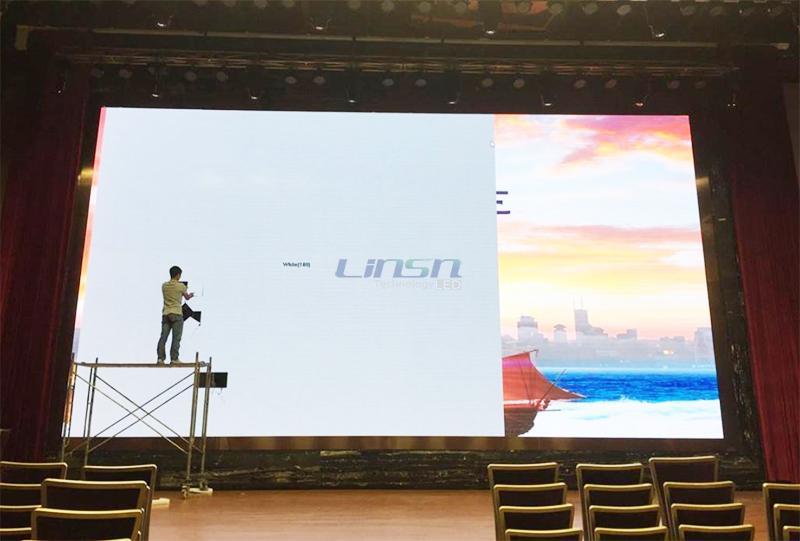 maintenance of led display screen