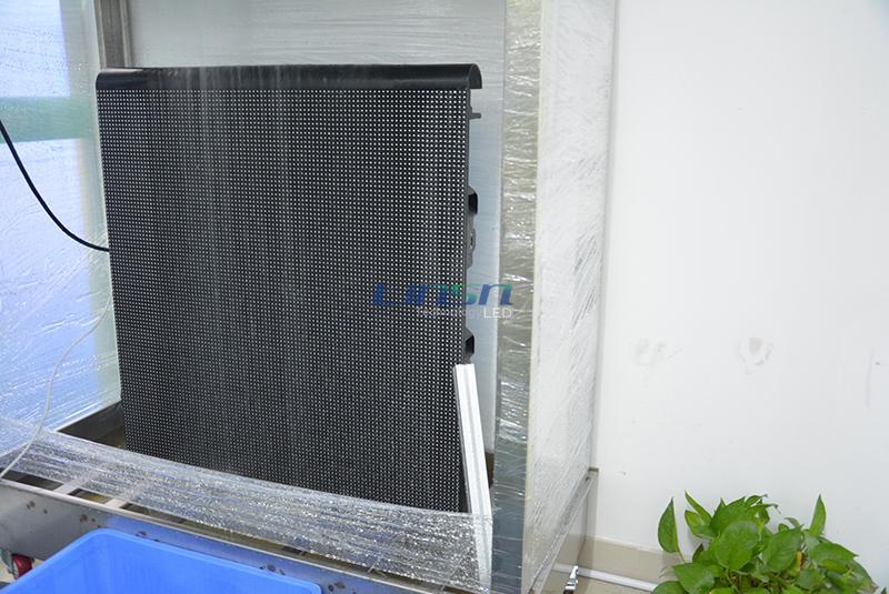 outdoor led display Panel Waterproof Testing
