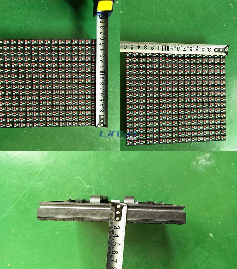 realiable rgb P10 LED display panel