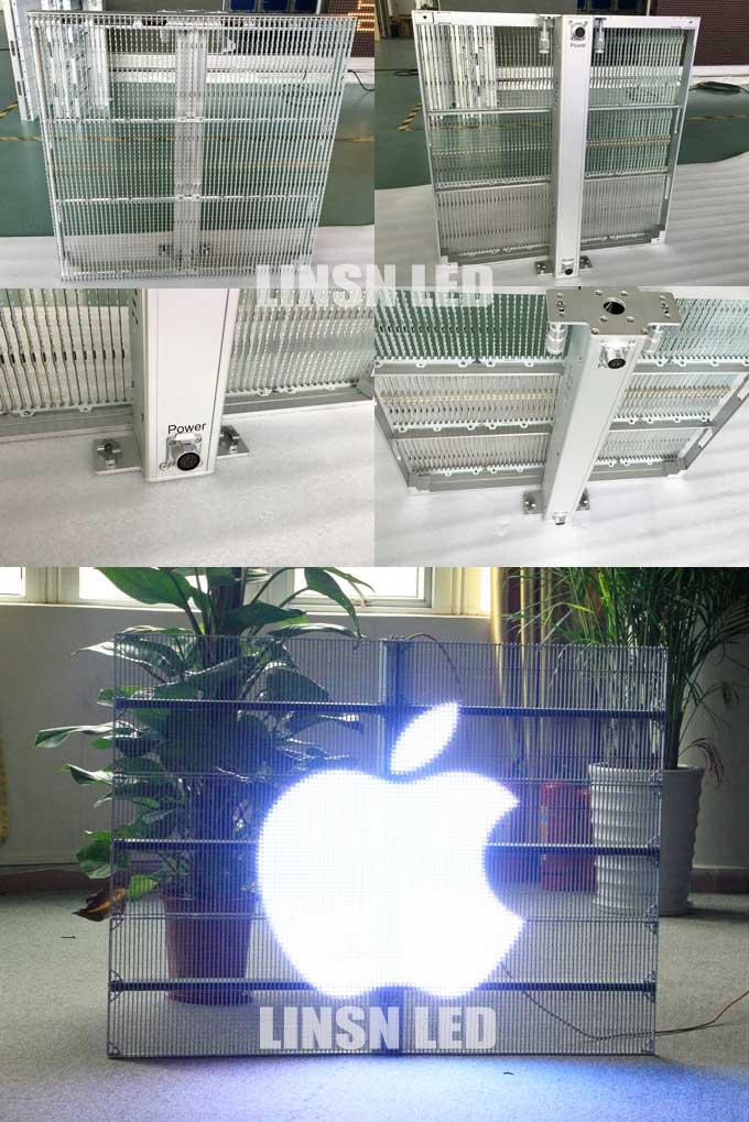 Glass LED Display