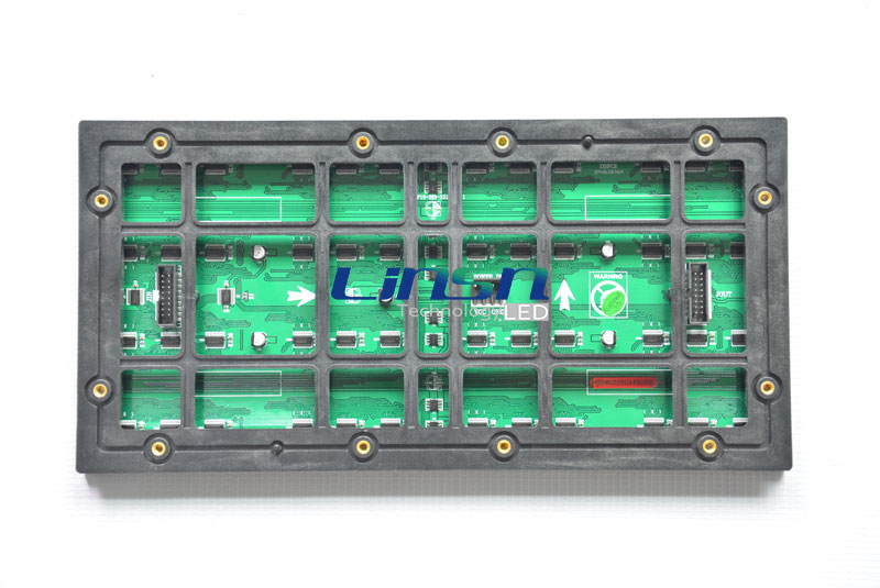 P10mm outdoor LED display module