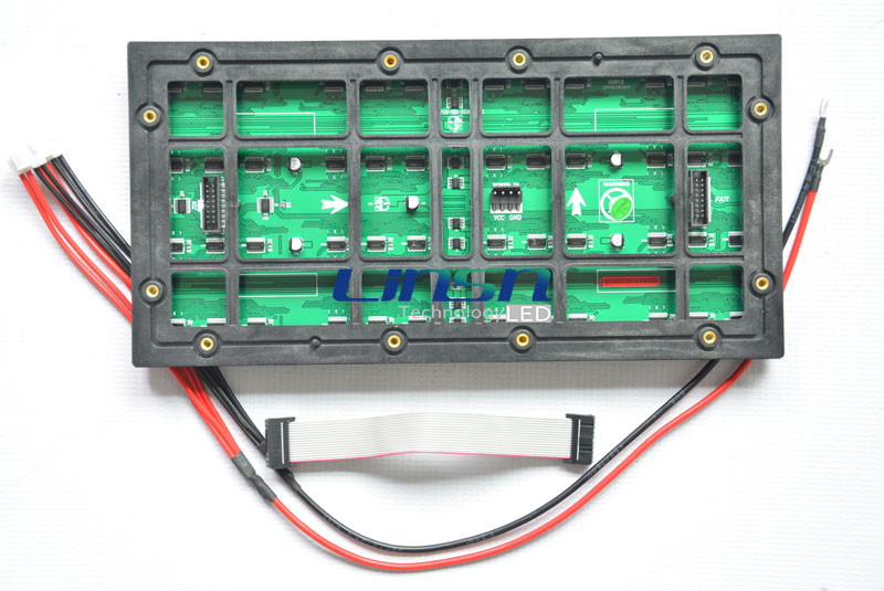 P10mm outdoor LED screen module