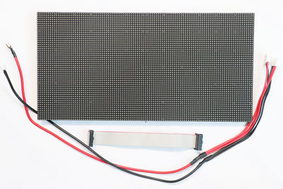 P3.076mm outdoor LED screen panel