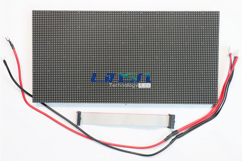 P3.076mm outdoor LED display module