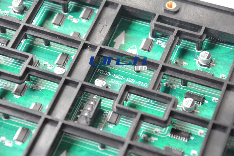 outdoor P3.33mm LED Screen panel
