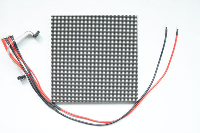 P3mm outdoor LED display module