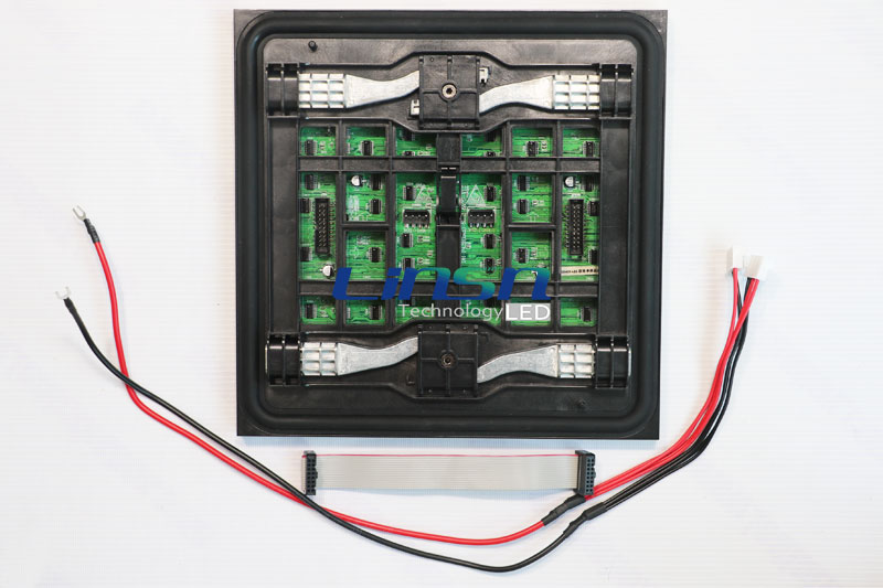 P4.81mm frontal Service LED display module