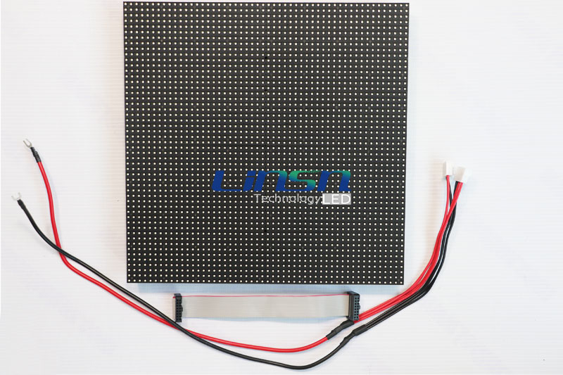 P4.81mm frontal Service LED module