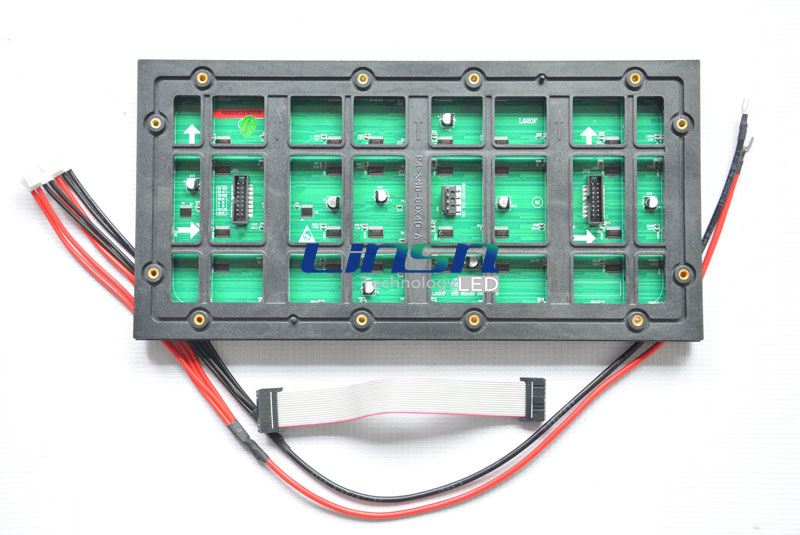 P4mm outdoor LED screen module