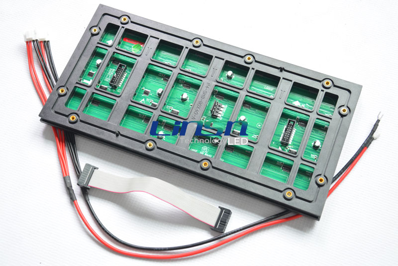 P4mm outdoor LED display module