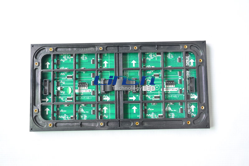 P5mm outdoor SMD LED display panel