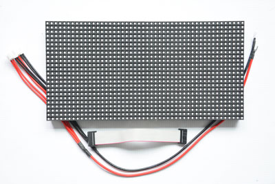 P6.67mm outdoor LED display module