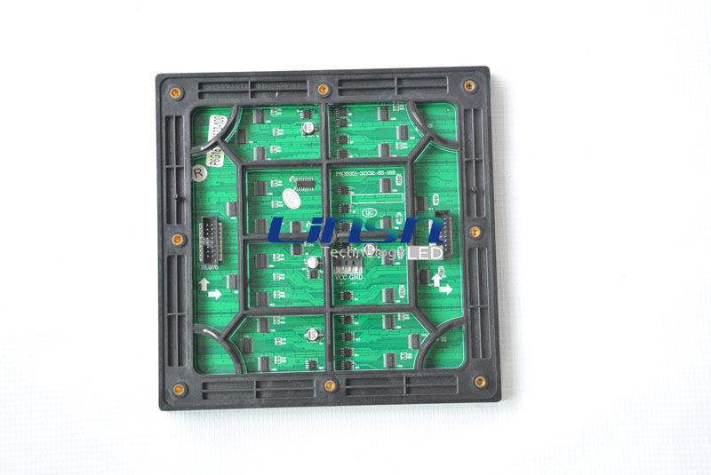 P6mm outdoor LED display panel