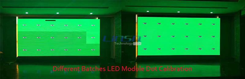 LED module Correction