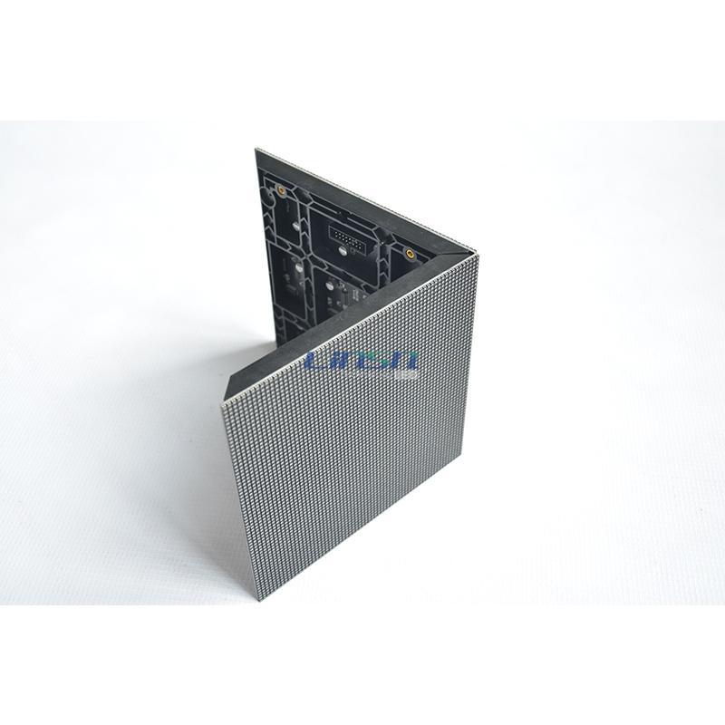 right angle LED screen module