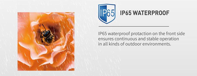 IP65 waterproof LED display