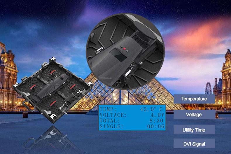 Linsn NG500 Series Rental LED screen