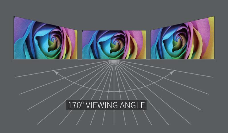 600×337.5mm HD LED Display