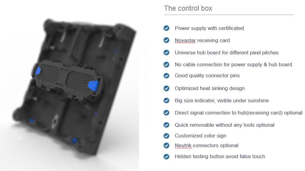 Linsn MAX500 Series Rental LED display