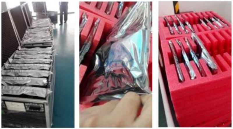 Package of LED Display Modules