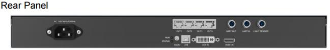 novastar MCTRL600 LED Controller
