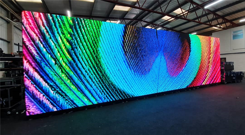 Rental LED Video Wall for many large events can impress audiences a lot