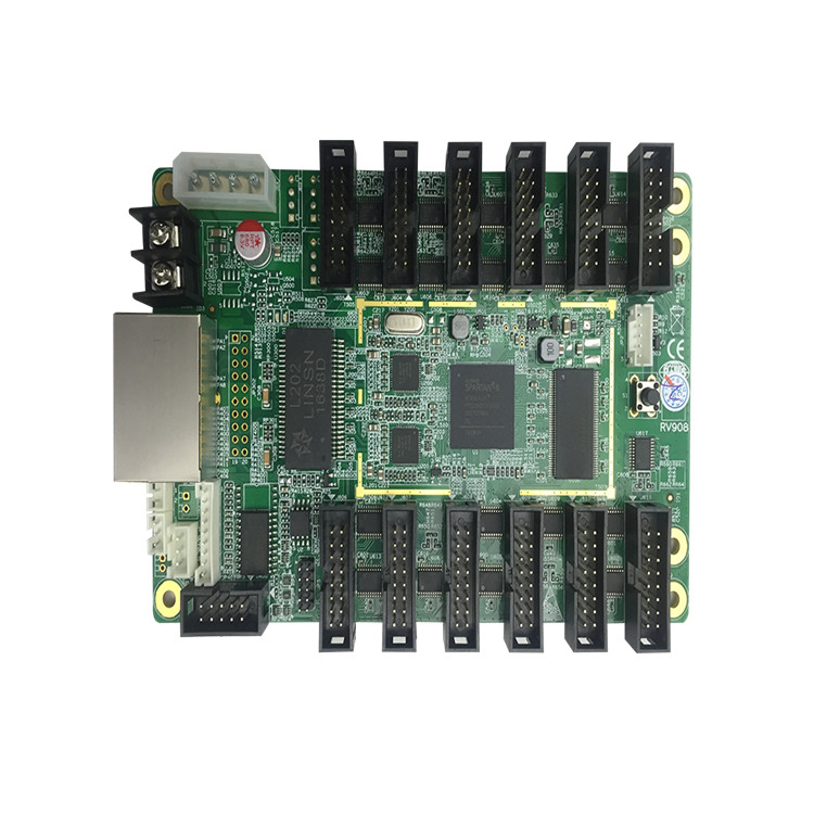 Multi-functional Linsn RV908H32 LED Receiver Card with excellent capability