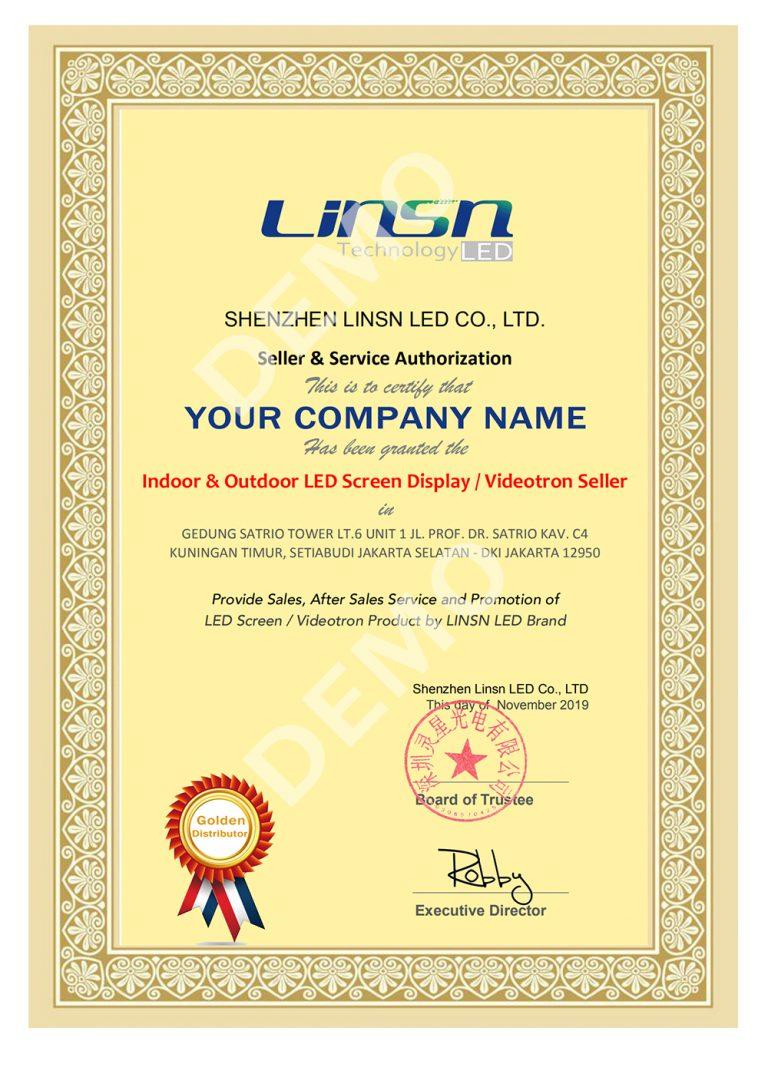 linsn led distributor
