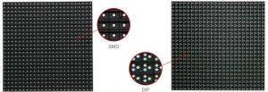 DIP SMD LED