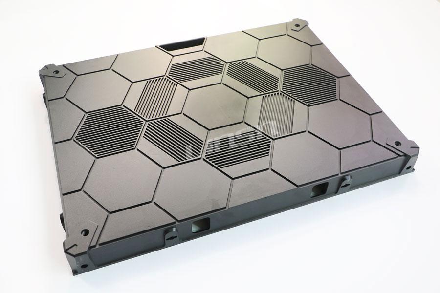 640×480mm LED Display Cabinet