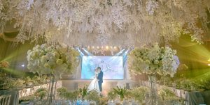Rental LED Wedding Display