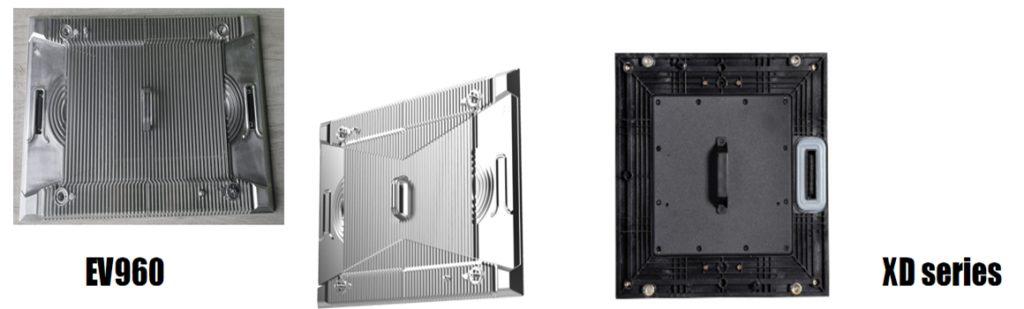 LED module design of EV960