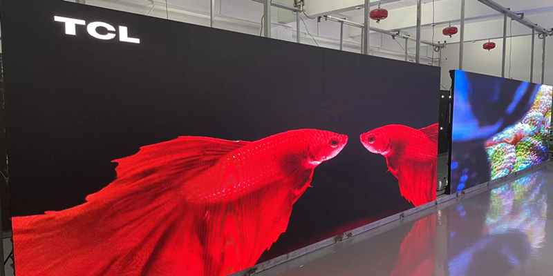 Linsn small pixel pitch LED display
