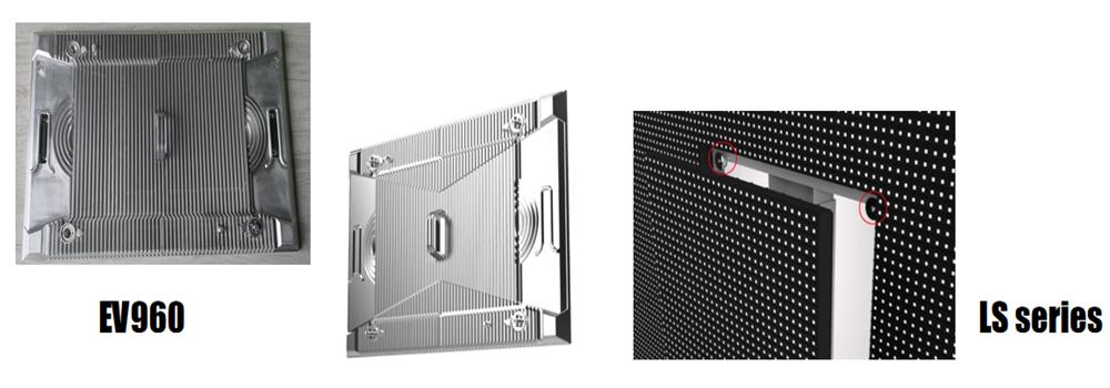 Module Design of Linsn EV960 LED display panel