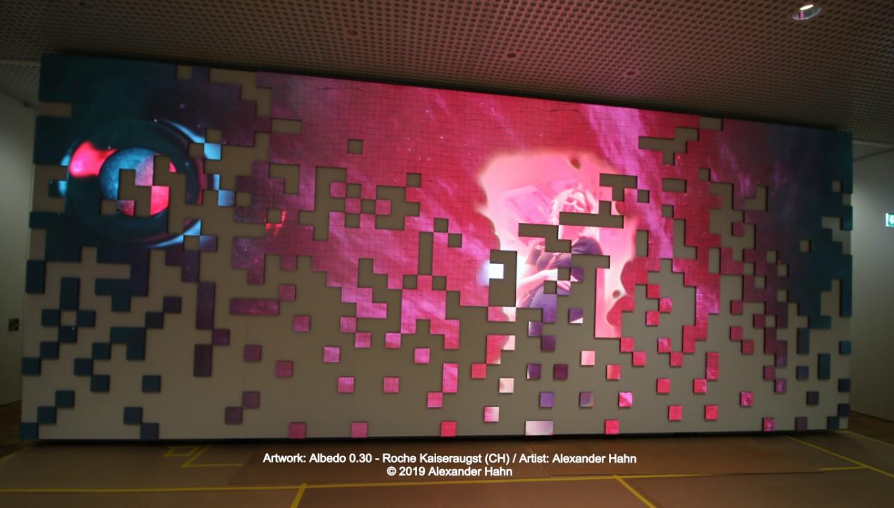 P5mm led display