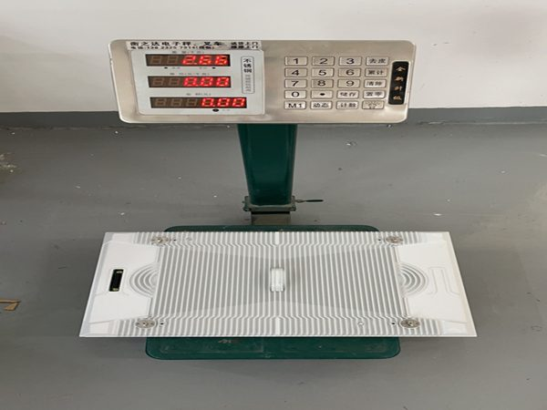 weight of EV960 outdoor LED cabinets