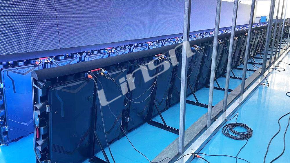 P10mm Sports Perimeter LED Display