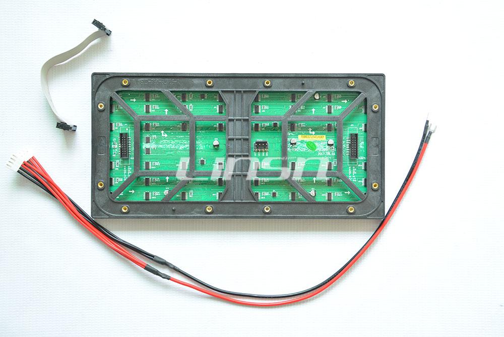 P10mm LED display panel