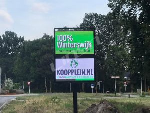 P6mm LED Display for Netherlands