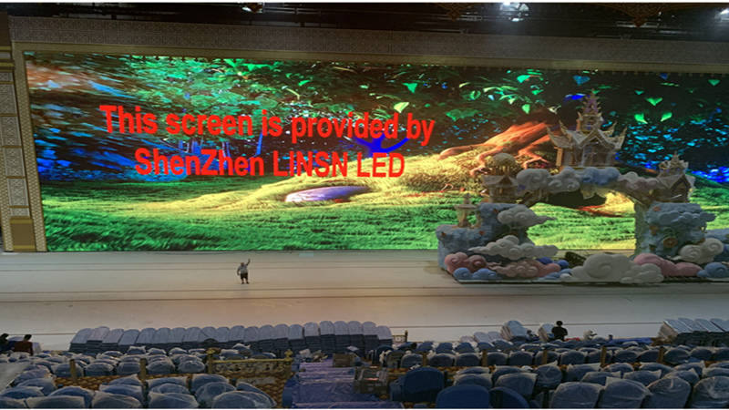 giant led display