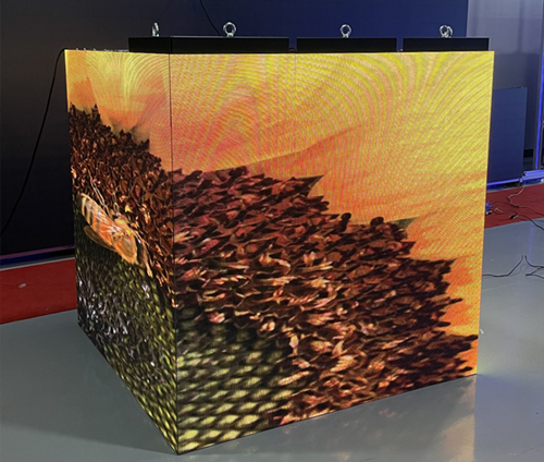 cube led display